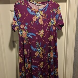 NWOT Honey & Lace Napa Dress